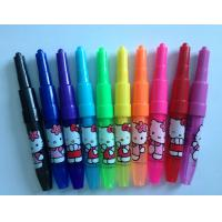 Buy cheap Blow water color marker, kids blow style paint marker from wholesalers