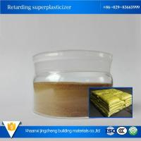 Buy cheap Hign-range water-reducing and retarding or superplasticizer and retarding from wholesalers