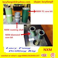 Buy cheap China made hot good quality NXM Diamond Reaming shell and TC Core bit from wholesalers