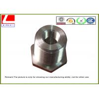Buy cheap Industrial CNC Machined Components , free machining stainless steel nuts used for sensor from wholesalers