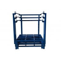 Buy cheap Free Standing Car Wheel Storage Customized Commercial Truck Tire Storage Rack from wholesalers