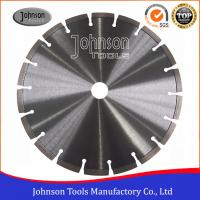 Buy cheap Fast Cutting 250mm Diamond Circular Saw Blades Hand Tool Concrete Cutting Blade from wholesalers