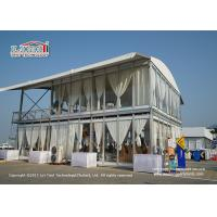 Buy cheap Large Temporary Outdoor Event Tents For Football Stadium Wind Loading 100km / Hour from wholesalers