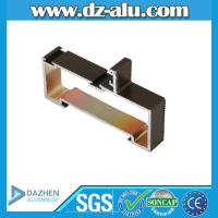 Buy cheap South Africa customized aluminium extrusion profile for window door industrial profile from wholesalers