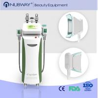 Buy cheap Fat Reduce Function by Anti-freezing Support CryolipolysisMachine for Fat Dissolving from wholesalers
