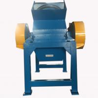Buy cheap Automatic Waste Rubber Crusher Machine Tire Shredder With 1000Kg from wholesalers