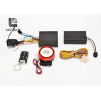 Buy cheap Overspeed Alert Vehicle Gps Tracking System With Mute Arm , Remote Controller from wholesalers