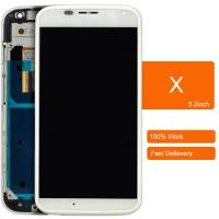Buy cheap Motorola Moto X Screen Replacement, Cell Phone Lcd ReplacementWithout Logo from wholesalers