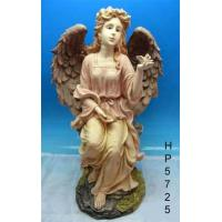 Buy cheap Polyresin Angel statue from wholesalers