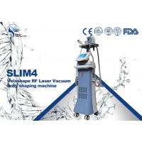 Buy cheap SLIM4 Velashape 4 handpieces Vacuum Slimming Machine anti cellulite from wholesalers