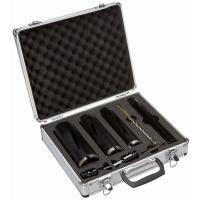 Buy cheap 3 Piece Dry Diamond Core Drill Bit Set With Hex SDS Adapters Black Color from wholesalers
