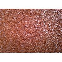 Buy cheap Outside Colored EPDM Rubber Granules , Plastic Rubber Sports Running Track from wholesalers