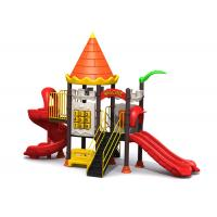 Buy cheap Nature Style Preschool Outdoor Playground Equipment For Business Quarter TQ-ZR1114 from wholesalers