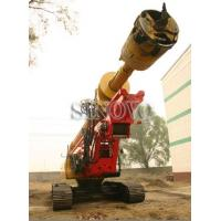 Buy cheap 187kw CFA Drilling Equipment 23.5m depth For Oil Drilling Equipment TR250W from wholesalers