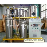 Used Cooking Oil Recycling Machine Vegetable Oil Filter