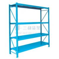 Buy cheap Adjustable Beams High Steel Medium Sized Container Store Shelves from wholesalers