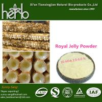 Buy cheap Lyophilized Royal Jelly Powder from wholesalers
