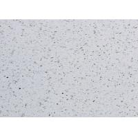 Buy cheap Shiny Quartz Stone Tiles Bright Durable High Traffic Areas Applied Custom Size from wholesalers