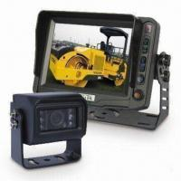 Buy cheap Backup Camera Reversing System with OSD Menu, Sets Each Camera Trigger Priority for Garbage Trucks from wholesalers