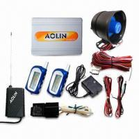 Buy cheap Two-way Remote Start Car Alarm System with Remote Trunk Release and LED Memory from wholesalers