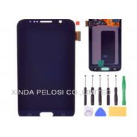 Buy cheap IPS  Galaxy S6 LCD Digitizer ,  S6 Edge New Screen With Frame from wholesalers