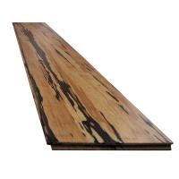 Buy cheap Indoor Tiger Carbonized Strand Woven Bamboo Flooring from wholesalers