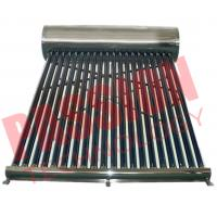 Buy cheap Vacuum Tube Solar Water Heater Thermosiphon System from wholesalers