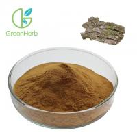 Buy cheap Healthy Food White Oak Bark Extract Powder Bark Part Brown Yellow Powder from wholesalers