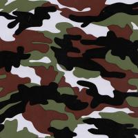 Buy cheap 3012 camouflage design transfer foil for leather  Transfer printing film for leather from wholesalers
