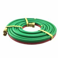 Buy cheap Epdm Wp 300psi 1/4 Inch X 25ft Twin Welding Hose For Gas Cutting from wholesalers