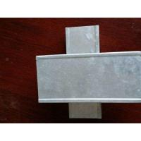 Buy cheap High Precision Metal Stud U Channel , Gypsum Board Channel Sound Insulation from wholesalers