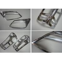 Buy cheap ISUZU D-MAX 2012 2014 ABS Headlight Bezels Taillight Frame Chrome from wholesalers