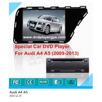 Buy cheap Car GPS Navigation/DVD Player for Audi A4/A5 with GPS/SD/DVD/CD/RSD-TMC from wholesalers