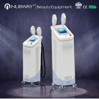 Buy cheap Newest SHR two handles high power hair removal shr ipl laser from wholesalers