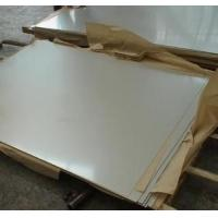 BS ASTM 304 Cold Rolled Stainless Steel Plate / Sheet 1500mm Width For Biology / Electron / Chemical