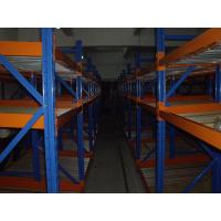 Buy cheap distribution center Carton flow rack , Custom selective multi tier shelving from wholesalers