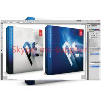 Buy cheap 32/64- Bit Adobe Graphic Design Software Pro Adobe Photoshop Cs6 For Windows from wholesalers