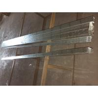 Buy cheap steel reinforcement bar for pvc door& window  ,acero galvanizado perfiles from wholesalers