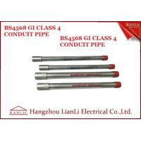 Buy cheap Class 4 25mm GI Conduit Class 4 Galvanised Electrical Conduit For Project Directly from wholesalers