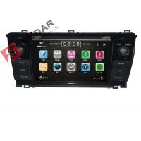 Buy cheap Left Hand Driving Toyota DVD GPS Navigation For Toyota Corolla 2014 Navigation product