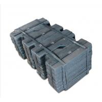 Buy cheap Construction & Real Estate Thyssenkrupp Elevator Lift Counter Weight block 35KG From China from wholesalers