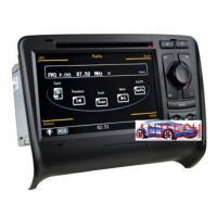 Buy cheap Car Radio TV Car GPS Multimedia Navigartion System for for Audi TT 2006+Car DVD Player GPS from wholesalers