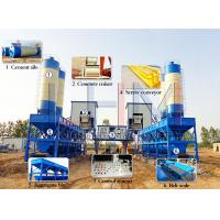 Buy cheap Henan Ling Heng Machinery HZS25 Concrete Batching Plant (25m3/h) from wholesalers