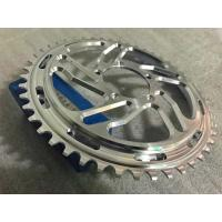 Buy cheap Aluminum Bicycle Accessories With 4 Axis CNC Machining Processing from wholesalers