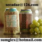 Buy cheap custom imprinted koozies,custom koozies,neoprene insulated beverage can,neoprene insulator from wholesalers