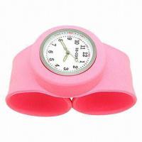 Buy cheap silicone wristbands watch , silicone watch product