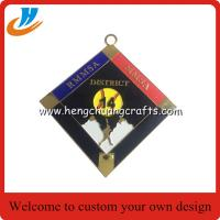 Buy cheap Football club custom medals,award souvenir medals with custom design from wholesalers