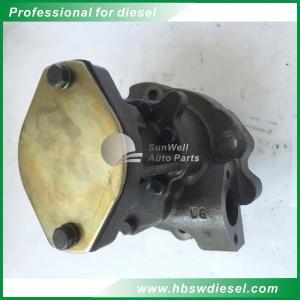 Buy cheap NT855 Diesel Engine Oil Pump / Diesel High Pressure Oil Pump 3821572 product