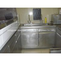 Buy cheap Custom Made Science Lab Cabinets Full Stainless Steel Structure Equipment from wholesalers