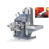 Buy cheap Single Color Automatic Hot Foil Stamping Machine Plastic / Metaltube Printing product